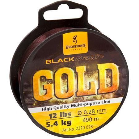 NYLON BROWNING BLACK MAGIC GOLD MONO - BRUN