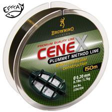 NYLON BROWNING CENEX PLUMMET METHOD FEEDER LINE - 150M