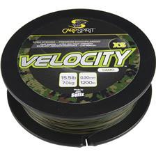 Carp Spirit  VELOCITY XS LO VIS CAMO 1200M 40/100