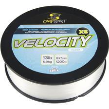 Lines Carp Spirit VELOCITY XS LO VIS CLEAR 1200M 25/100