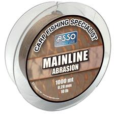 Lines Asso MAINLINE ABRASION 1000M MARRON 1000M 28/100