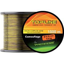 Lines Prowess TOPLINE 1000M CAMOU PRCLC4002 31 CAM