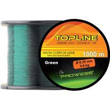 NYLON CARPE PROWESS TOPLINE - 1000M - VERT