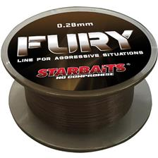 NYLON CARPE STARBAITS FURY - 1000M