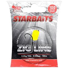 Lines Star Baits ZIG LINE 100M 29/100