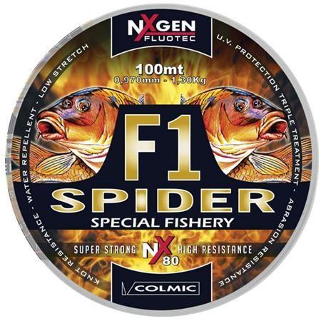 NYLON COLMIC F1 SPIDER NX 80 - 100M