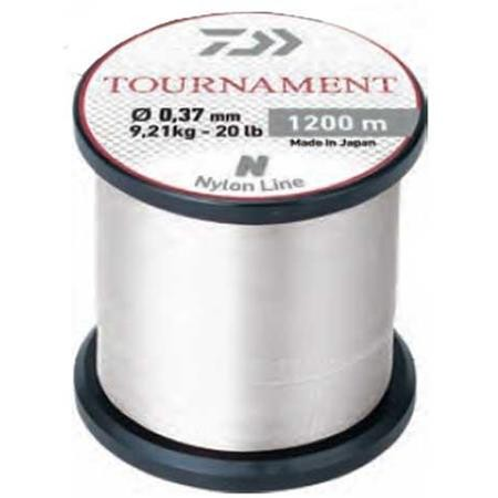 NYLON DAIWA TOURNAMENT BLANC - 1200M