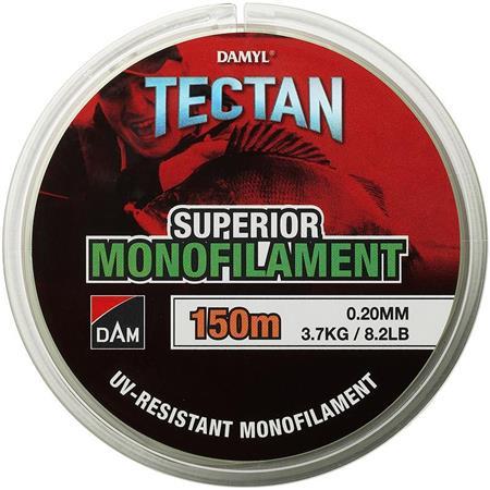NYLON DAM DAMYL TECTAN SUPERIOR MONOFILAMENT - 150M
