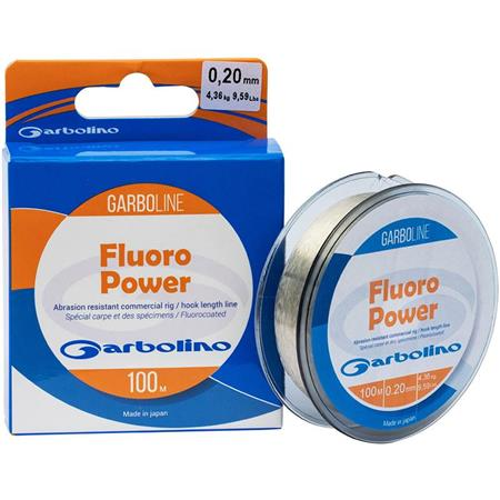NYLON GARBOLINO GARBOLINE FLUOROCOATED X-POWER - 100M