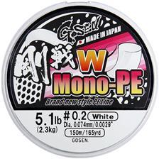Lignes Gosen MONO PE 150M 5.3/100