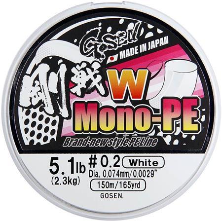 NYLON GOSEN MONO PE - 150M