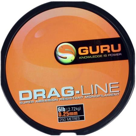 NYLON GURU DRAG LINE - 250M