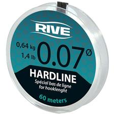 NYLON HYBRIDE RIVE HARDLINE TRANSPARENT - 60M