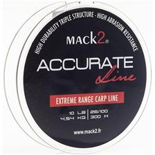 Lignes Mack2 ACCURATE LINE 300M 26/100