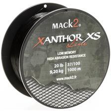 Lines Mack2 XANTHOR XS LINE NOIR 1000M 33/100