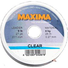 NYLON MAXIMA CLEAR - TRANSPARENT
