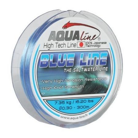 NYLON MER AQUALINE BLUE LINE - 250M
