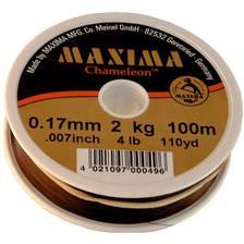 Bas de Ligne Maxima CHAMELEON 100M 8/100