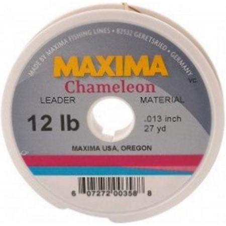 NYLON MOUCHE MAXIMA CHAMELEON - 25M
