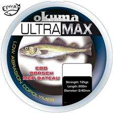 NYLON OKUMA ULTRAMAX COD YELLOW