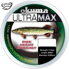 NYLON OKUMA ULTRAMAX PIKE GREEN