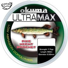 ULTRAMAX PIKE GREEN 370M 35/100