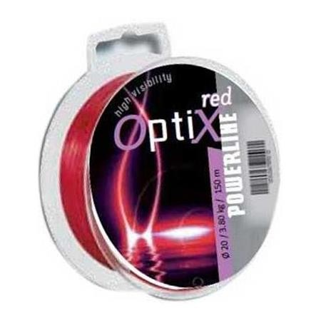 NYLON POWERLINE OPTIX - ROUGE