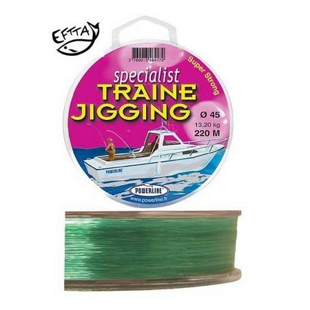 NYLON POWERLINE SPECIALIST TRAINE JIGGING