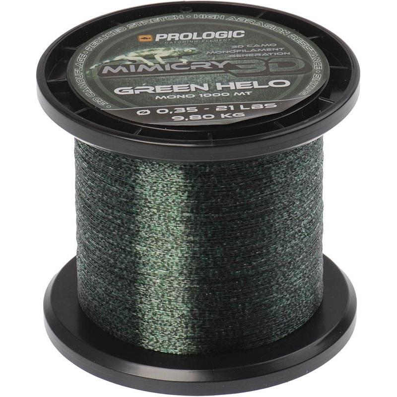 NYLON PROLOGIC MIMICRY GREEN HELO - 1000M - 35/100