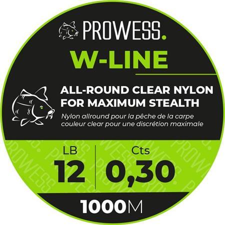 NYLON PROWESS W-LINE - 1000M