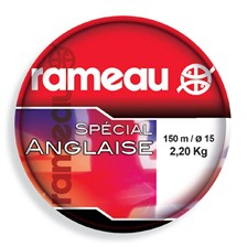 Lines Rameau NYLON ANGLAISE 150M 150 M 15/100
