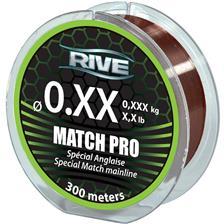 Lines Rive MATCH PRO BRUN FONCE 300M 18.1/100
