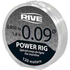 POWER RIG TRANSPARENT 120M 120M 20/100