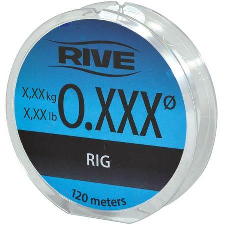 NYLON RIVE RIG LINE - 120M