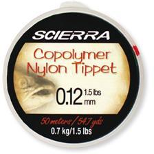 Leaders Scierra TIPPET MATERIAL NYLON 12.8/100