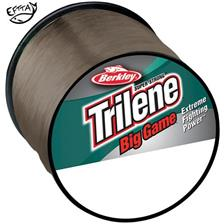 NYLON/SEIDE BERKLEY TRILENE BIG GAME BRAUN