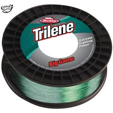 NYLON/SEIDE BERKLEY TRILENE BIG GAME ECONO SPOOL GRÜN - 600M