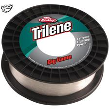 NYLON/SEIDE BERKLEY TRILENE BIG GAME ECONO SPOOL KLAR