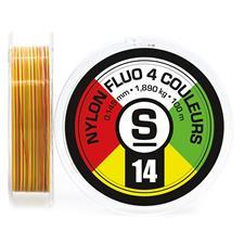 Lines Pierre Sempé NYLON FLUO 4 COULEURS 2 100M 12/100