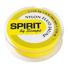 NYLON FLUO JAUNE 150M 150M 18/100