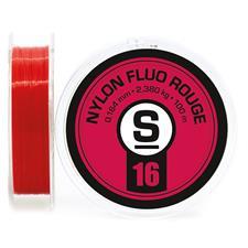 Lines Pierre Sempé NYLON FLUO ROUGE 12/100