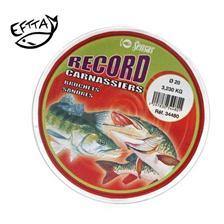 NYLON RECORD CARNASSIER 250M 20/100