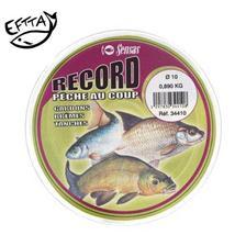 NYLON RECORD PECHE AU COUP 250M 18/100