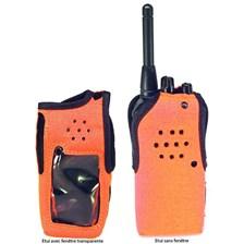 NYLON SHEATH FOR TALKIE WALKIE F25SR & F4029SDR HUNT ICOM TALKIE WALKIE F25SR & F4029SDR HUNT
