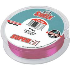 NYLON SUFIX SUPER 21 ROSE - 300M