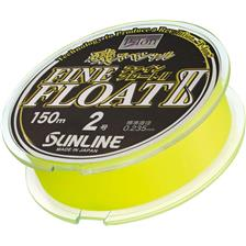 NYLON SUNLINE FINE FLOAT II - 150M