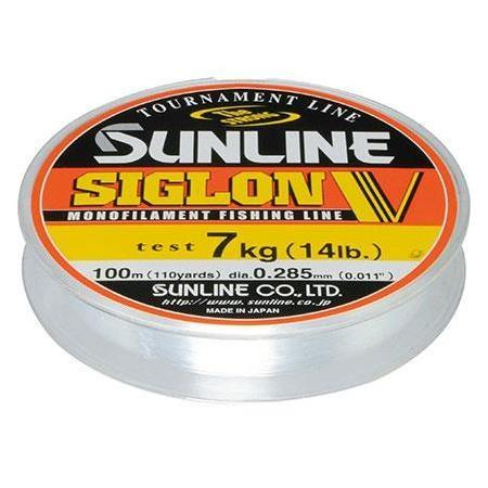 NYLON SUNLINE SIGLON V - 100M