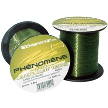 Lines Technipêche PHENOMENE GREEN 600M 45/100
