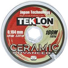 Lignes Teklon CERAMIC ADVANCED 100M 12.7/100
