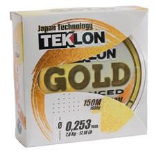 Lignes Teklon GOLD ADVANCED 150M 22.2/100